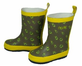 Bug wellies from Celavi