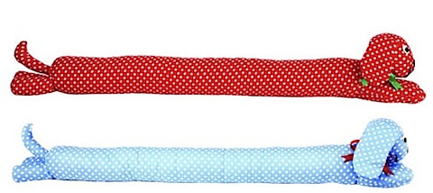Dotty Dog Draught Excluder