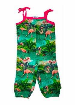 Minymo Flamingo Playsuit