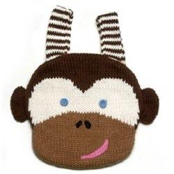 Monkey Backpack by blabla kids