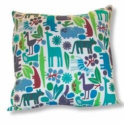 hunkydory home zoo cushion