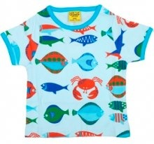 Duns Sweden undersea t-shirt