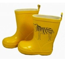 Yellow wellies from IdaT