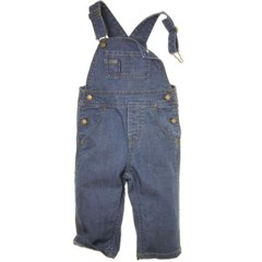 denim dungarees by PO.P