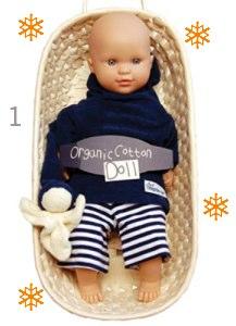 Keptin Jr Baby Doll
