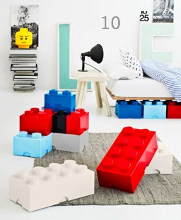 Giant Lego Brick Storage Box