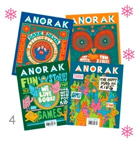 Subscription to Anorak