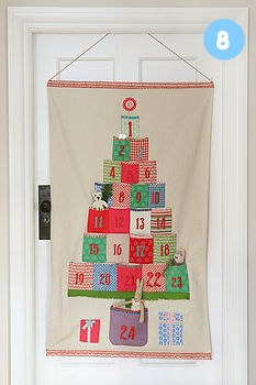 Maileg advent calendar from Camel and Yak