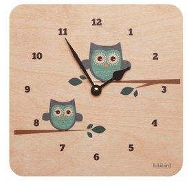 Lulabird - Quirky clocks and wall art for you and your little ones.jpg