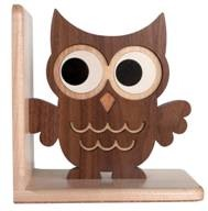 owl bookend by graphic spaces