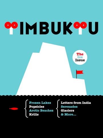 timbuktu magazine for ipad