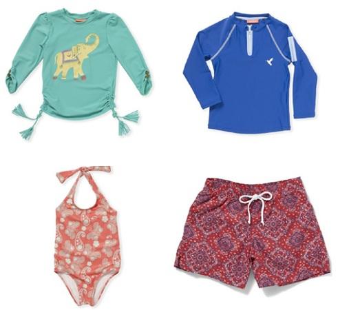 Children's UV swimwear