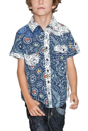 Uba shirt from Desigual
