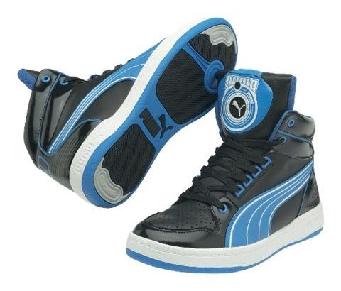 PUMA DJs Blue