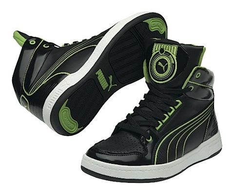 PUMA DJs Green