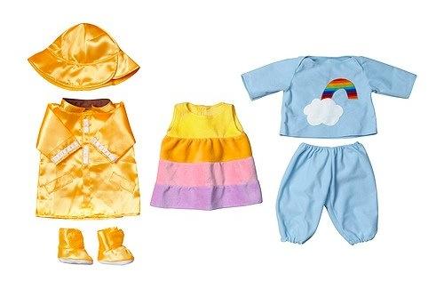 LEKKAMRAT Doll's clothes, autumn