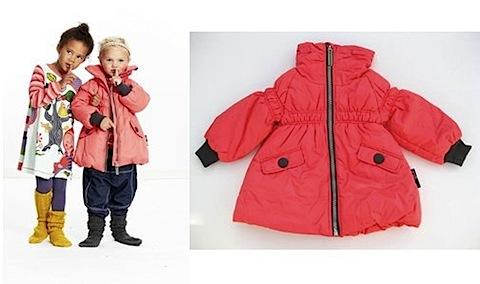 Phister & Philina girls Magnet Mini Coat
