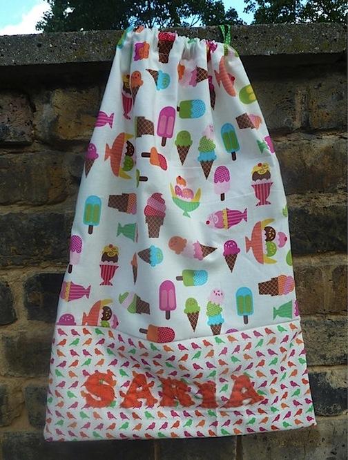 bambino goodies tote bag
