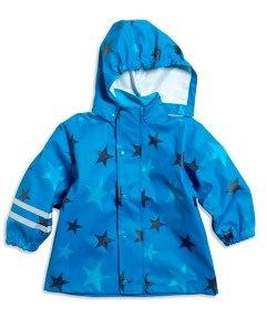Stars raincoat by Lindex