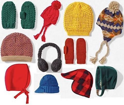 Zara Baby & Kids Hats and Gloves
