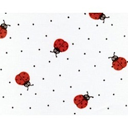 ladybirds cot bed duvet cover