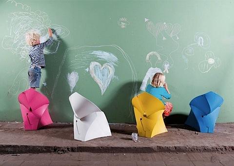 The Flux Junior Chair