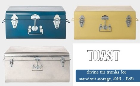 tin trunks from Toast.co.uk