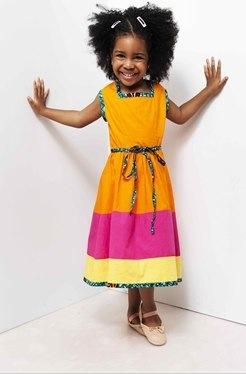 Isossy Children does block colour
