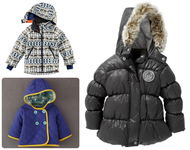 Winter Coats for Children
