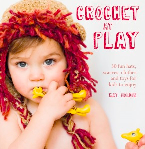 Crochet At Play by Kat Goldin