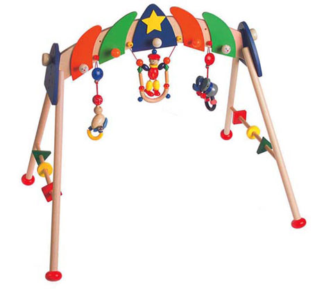 Ethical Activity Gym Circus