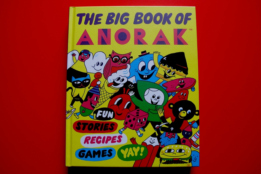 AnorakBook