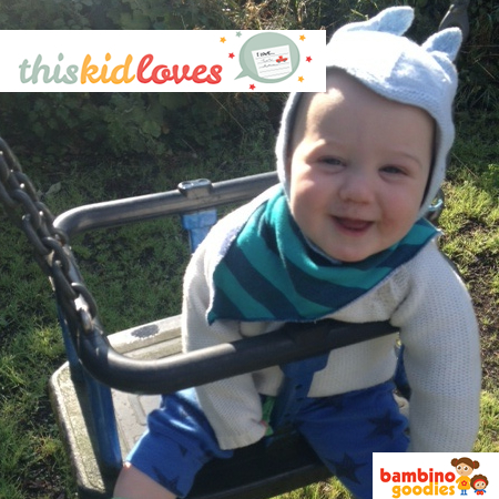 This Kid Loves - Reuben