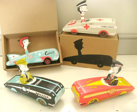 The Boy Frost Cars
