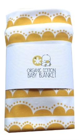 Heppy London Swaddle Baby Blanket