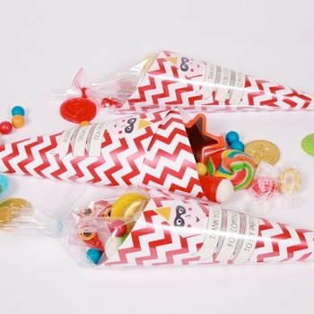 pre-filled party bags by Little Lulubel