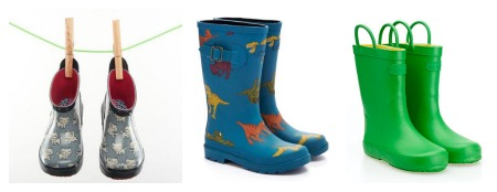 kids welly boots