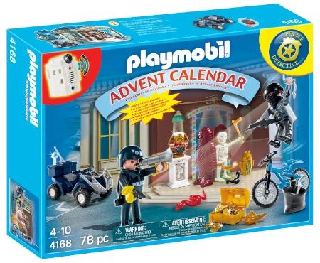 Playmobil police advent calendar