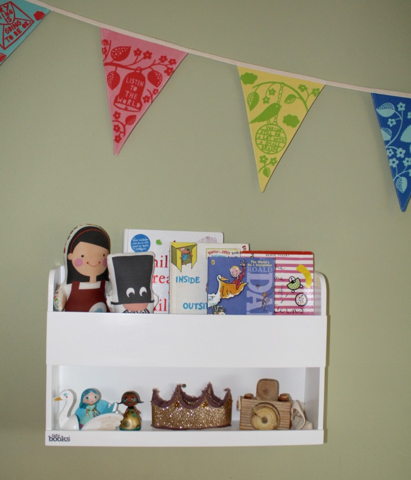 Tidy Books Bed Bunk