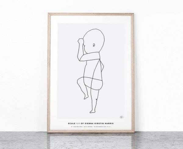 The Birth Poster